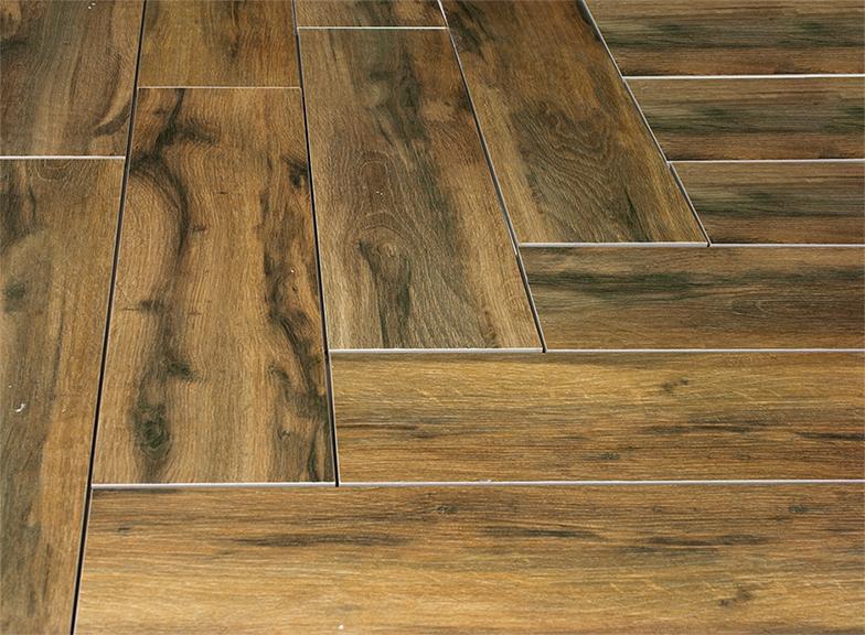 Botanica Cashew 6x24 Wood Plank Porcelain Tile