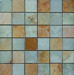 Candy Onyx Mosaic | 2x2 | Polished