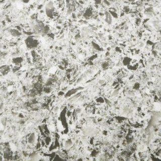 Cascade White Quartz Slab
