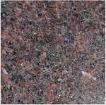 Dakota Mohogany Granite Slab