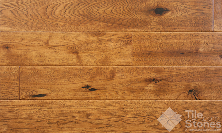 Garrison Distressed Hickory Cau