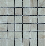 Durango Travertine Mosaic | 2x2 | Polished
