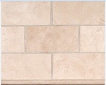 Durango Cream Backsplash | 3x6 |Honed