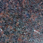 Dakota Mahogany Granite | 12x12 | Polished