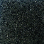Imperial Black Granite | 12x12 | Polished