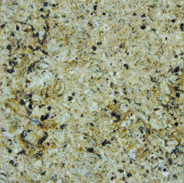 New Venetian Gold Granite 12x12