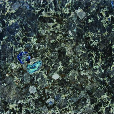 Volga Blue Granite 12x12 Polished