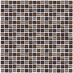 Glass & Stone Mosaic | Chestnut | GS5001