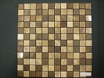 Glass & Stone Mosaic | Mocha | GS1003