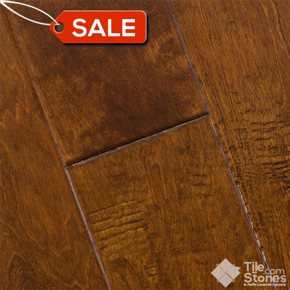Max Windsor | Aussie Brown Maple | Outback Handscraped Collection
