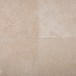 Ivoria Premium Travertine | 12x12 | Polished