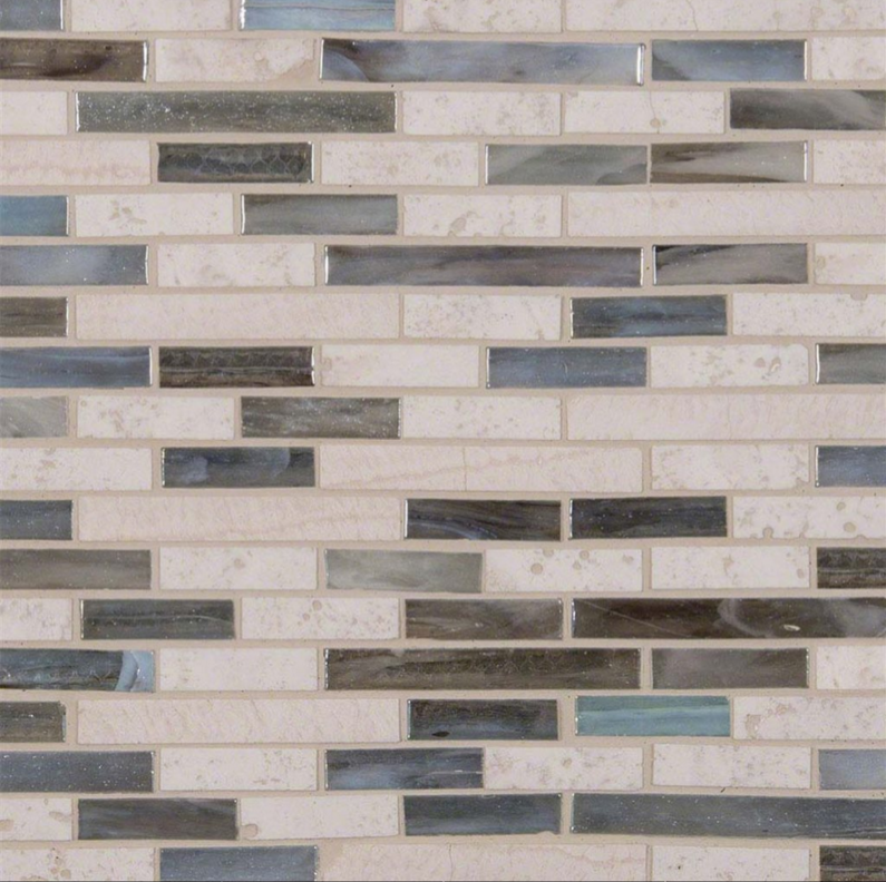 Kaledo Blend Interlocking Mosaic