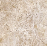 New Emperador Light Marble | 12x12 | Polished