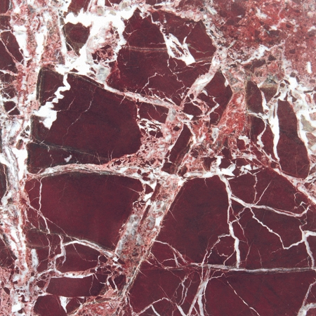 Polished Rosso Levanto Marble 12x12 Tile