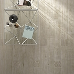 Modena Wood Design Collection | Limone Porcelain Tile | 6.5x40