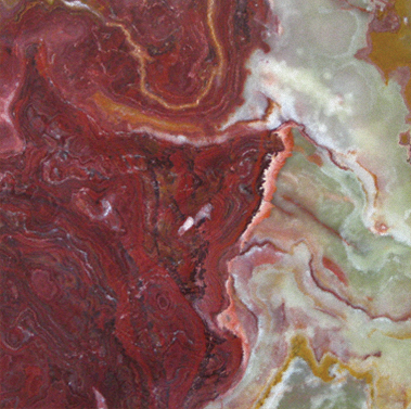 Multi Red Onyx | 12x12 | Polished