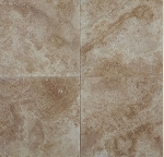 Cafe Light Travertine | 12x12 | Filled | Honed