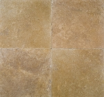 Noce Premium Travertine | 12x12 | Tumbled