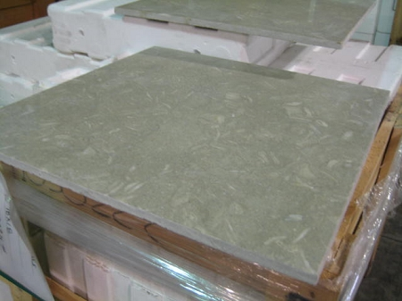 Pacific Seagrass Limestone | 18x18 | Honed