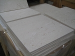 Lycian White Limestone | Straight Edge | 12x12 | 18x18 | 12x24 |24x24 Honed