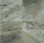 Philadelphia Travertine | 18x18 | Filled | Honed