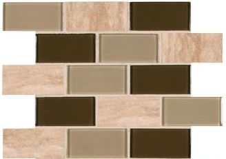 Pine Valley Subway Backsplash