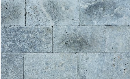 Silver Stone Paver | 3.2cm | 6x12 | Tumbled
