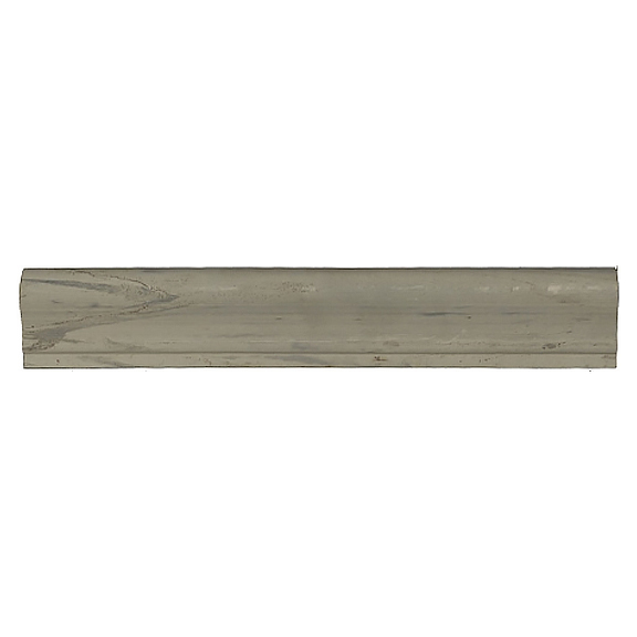 "Autumn Mist Slate 12"" Chair Rail Molding"