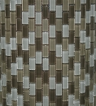 Glass Mosaic | Scenic Valley Mini Brick