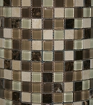 Glass & Stone Mosaic | Alicate Blend