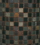 Glass & Stone Mosaic | California Gold