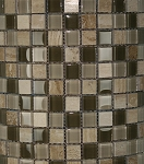 Glass & Stone Mosaic | Pine Valley