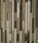 Glass & Stone Mosaic | Pine Valley Bamboo