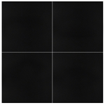Black Polished Tile | 24x24 |