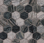 Henley Hexagon Mosaic Tile