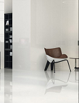 Pure White Porcelain Tile 36x36 Polished Finish | Discount Tile | Tile Warehouse Sale