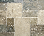 Tuscany Imperium Travertine | Versailles Pattern