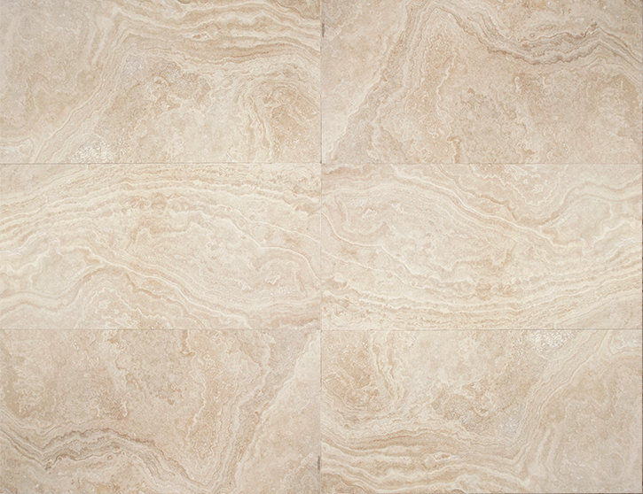 Pietra Legno | 12x24 |Travertine Tile | Honed Filled