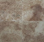 Walnut Classic Travertine | 18X18 | Filled | Honed
