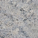 White Ice Granite Slab