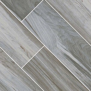 Carolina Timber White Matte TIle