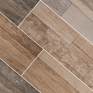 Seirra Beige 9x48 Wood Look Flooring