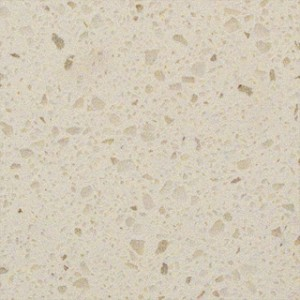 Almond Roca Quartz Slab