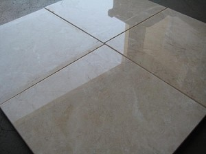 Crema Beige Marble | 12x12 | Polished Discount Tile