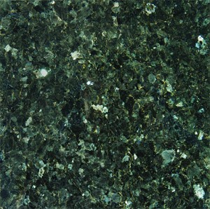 Emerald Pearl Granite 12x12 Polished