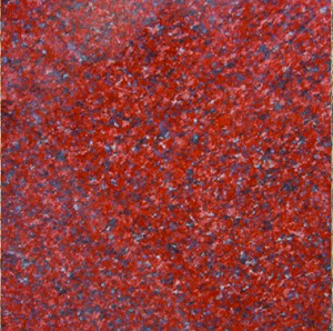 New Imperial Red Granite | 12x12 | Polished