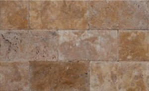 Golden Sienna Stone Paver | 3cm 6x12 | Tumbled