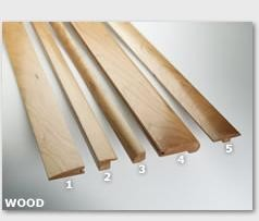 Wood Molding and Trim