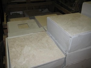 Crema Bella Marble | 12x12 | Polished