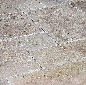 Tuscany Canyon Travertine Versailles Pattern Chiseled